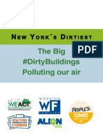 Dirty Buildings Report