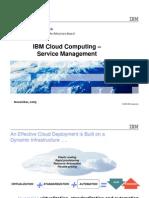 Lindquist IBM Cloud Computing-Service Management v4 D