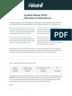 PR 015495 Zendesk Relate Justification Letter