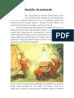 Fundacion de Guadalupe