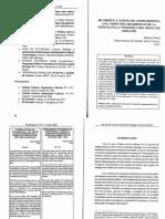 Freites 2002 De objeto a sujeto de conocimiento.pdf
