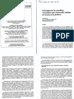 Freites 1998 Estrategias de los Científicos Venezolanos para desarrollar núcleos de ciencia en la periferia