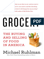 Excerpt from 'Grocery' by Michael Ruhlman