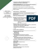 Fernandez Otoya Cv