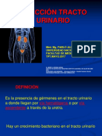 8.- Infección Tracto Urinario