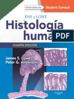 Stevens y Lowe. Histologia Huma - James S. Lowe