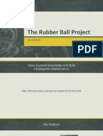 The Rubber Ball Project JC