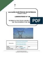 Lab 5 Subestacion Elevadora y Linea de Transmision (1)