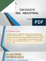 Ecuaciones Diferenciales Parte 1 Resumen