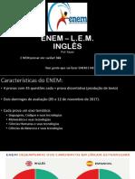 ENEM – Inglês