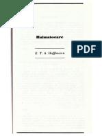 E.T.a. Hoffmann - Haimatocare
