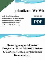Review Jurnal Metrologi Industri