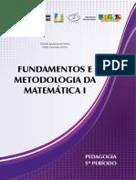 Fundamentos e metodologia do ensino da Mátematica
