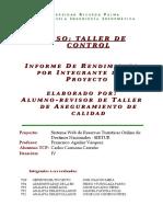 TCP - Carmona Carlos _ Informe de Rendimiento Del Auditor_Iteracion-IV_20181