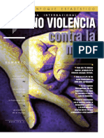 INE- No Mas Violencia Contra La Woman