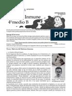 Tarea Historia de La Inmunidad