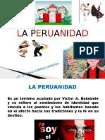 La Peruanidad
