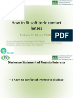 How to Fit Soft Toric Contact Lenses_final 2012 Nisa