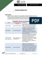 Producto Académico N°01 - Desarrollo