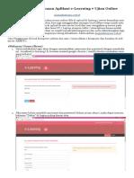 Cara Penggunaan Aplikasi e-Learning + Ujian Online by YukCoding
