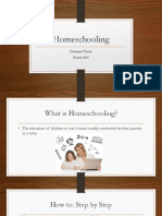 homeschooling edu 280 pdf portfolio