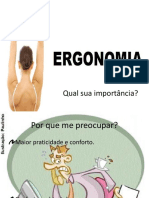 Análise e Ergonomia