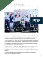 26-06-2018 Cierre de campaña de Cano Vélez
