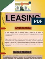 Leasing Diapositivas
