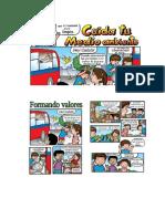 Historietas de Jose Maria Aguedas