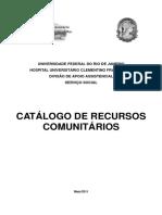 Caderno de Recursos UFRJ_2011