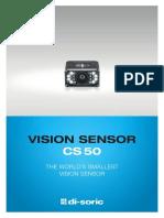 Sensor de Visión c50