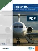 FLYFokker Fokker 100 Leaflet_1