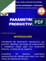 Clase 1 Parámetros Productivos