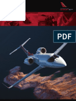 Learjet 60 Xr Factsheet