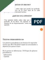 Noticia y Carta Al Director