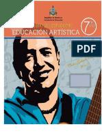 Educación Artistica 7 Grado PDF 2