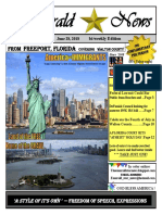 The Emerald Star News - June 28,2018 Edition