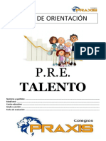 Pre_talento[1] Orientacion Vocacional