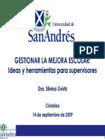 Gvirtz - Gestionar la mejora para Supervisores.pdf