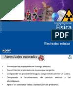 Clase 1 FS11 Electricidad Estática 2017