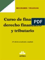 Curso de Finanzas, Derecho Financiero y Tributario. Villegas. 2016