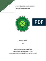 Buku Panduan Praktik Laboratorium Komplementer