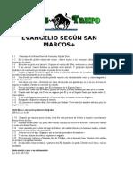 marcos, biblia latinoamericana