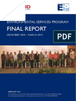 Program Pelayanan Lingkungan USAID