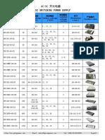 1-ToPPOWER AC-DC Switching Power Supply 25W-1200W