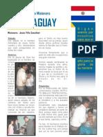 INFORME DE PARAGUAY  - A ABRIL DE 2008