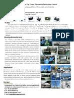 TOPPOWER Micro Profile