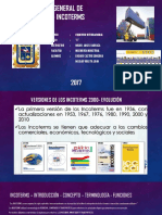 Procedimiento General de Exportaciosnes - Incoterms