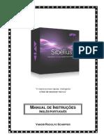 Sibelius 7 - Manual