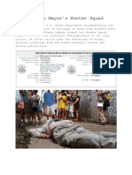First U.S. Report on Cebu Killings